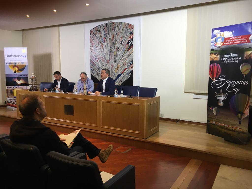 Conferenza stampaRoma