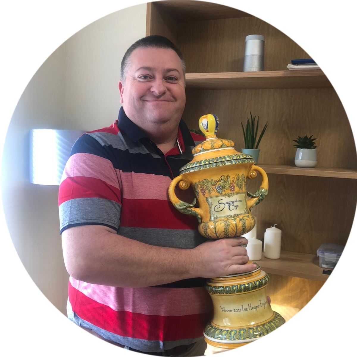 Winner Sagrantino Cup 2017