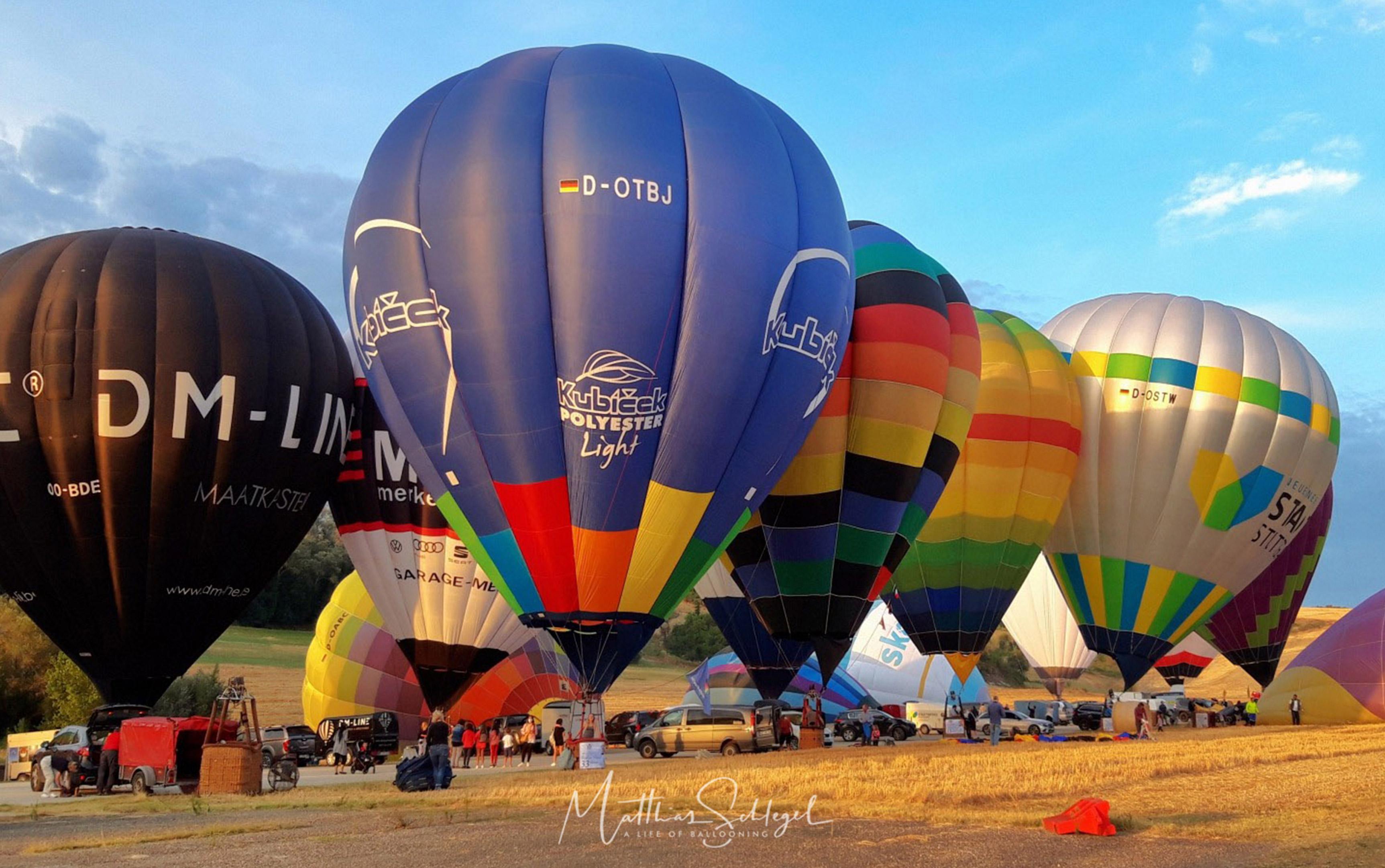 """World's n° 1 Ballooning Vacation"""