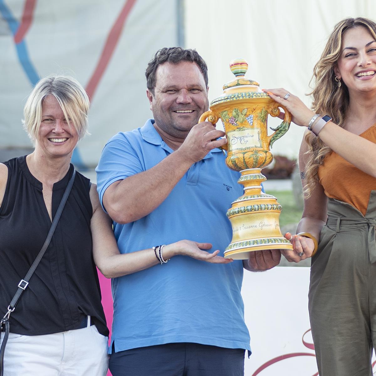 Winner Sagrantino Cup 2019